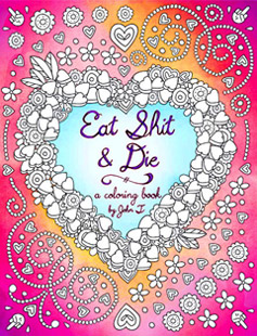 free adult coloring pages including this esad cover