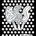 Fucksicles Summer Nights Edition sample adult coloring page