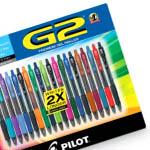 Pilot G2 Gel Pens