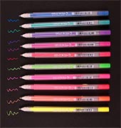 best gel pens for coloring sakura