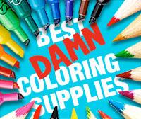 Swear Word Coloring Book - Swear word coloring books by John T!