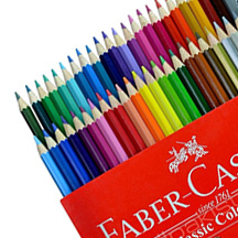 good colored pencils Faber-Castell