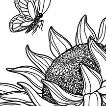 Free Adult Coloring Pages: Detailed Printable Coloring Pages for ... | 216x216
