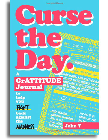 Curse the Day grATTITUDE Journal
