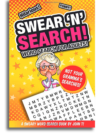 Swear N' Search Puzzles